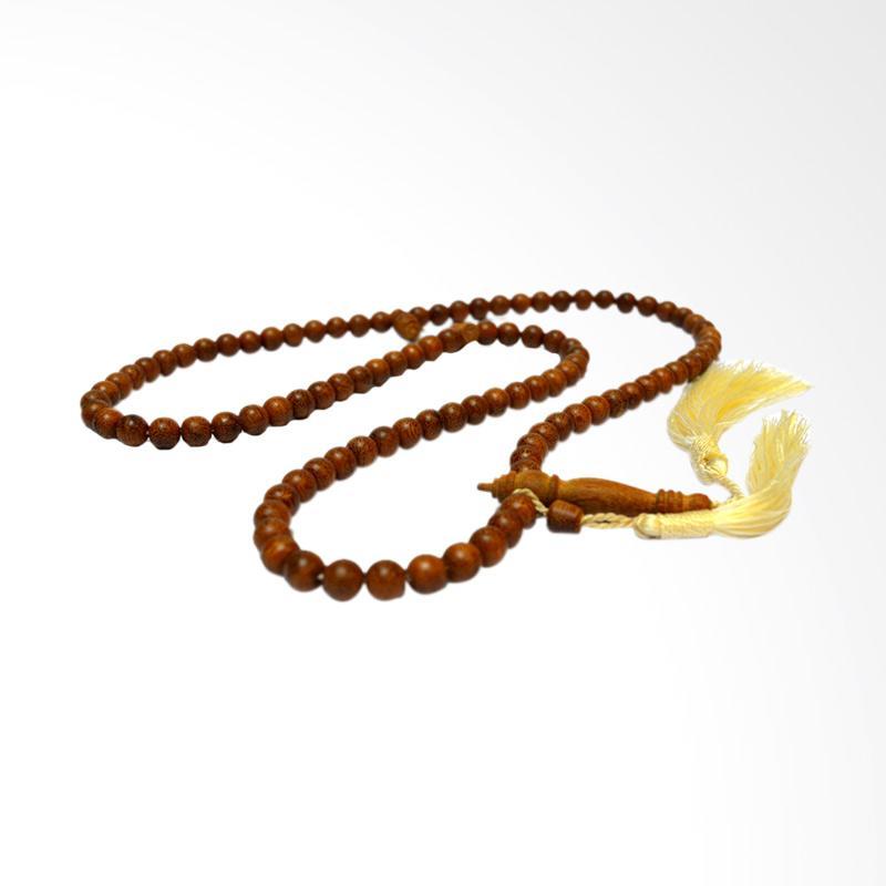 harga ICBEADS Kayu Ulin Menang Tasbih Muslim 99 [Diameter 08 mm] Blibli.com