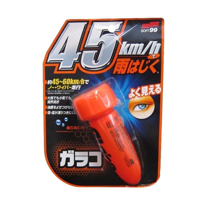 SOFT99 Glaco Roll On Pembersih Kaca Mobil [75 mL]