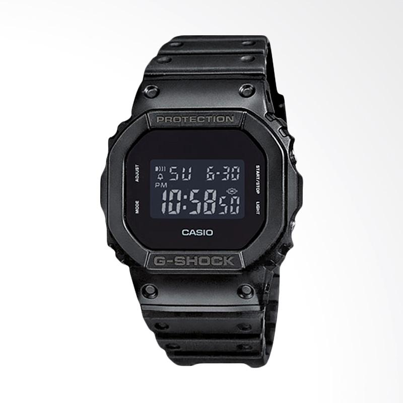 CASIO Jam Tangan Pria - Black DW-5600BB-1ER