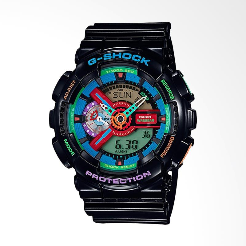 CASIO G-Shock Limited Models Jam Tangan Pria GA-110MC-1ADR