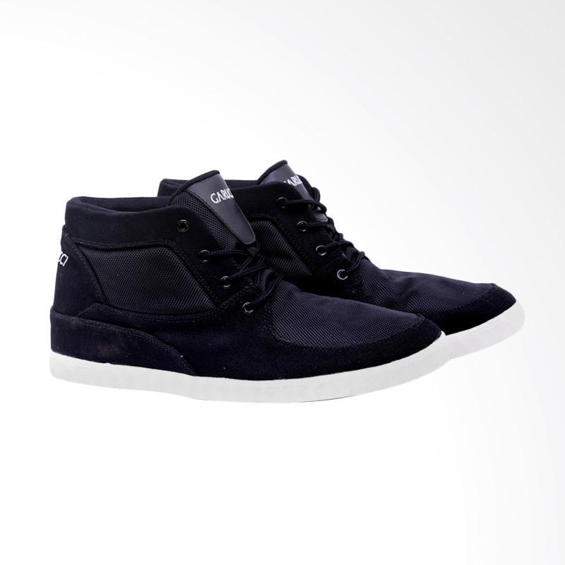 Garucci Sneakers Shoes - Black TMI 1125