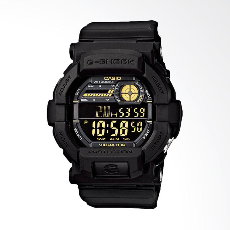 Casio G-Shock Jam Tangan Pria - Black GD-350-1BJF