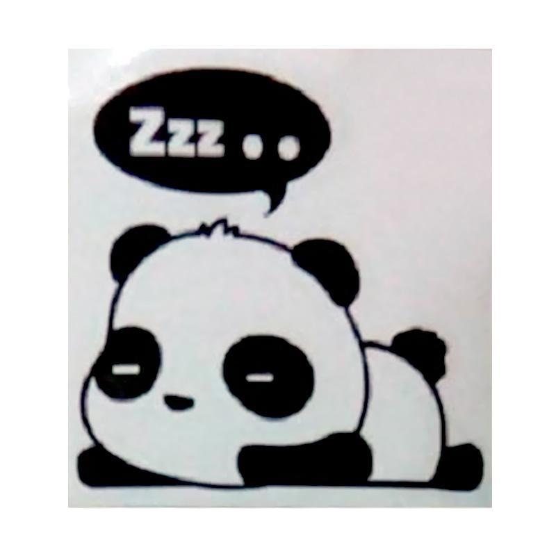 OEM Motif Bear Stiker Dekorasi Saklar Lampu