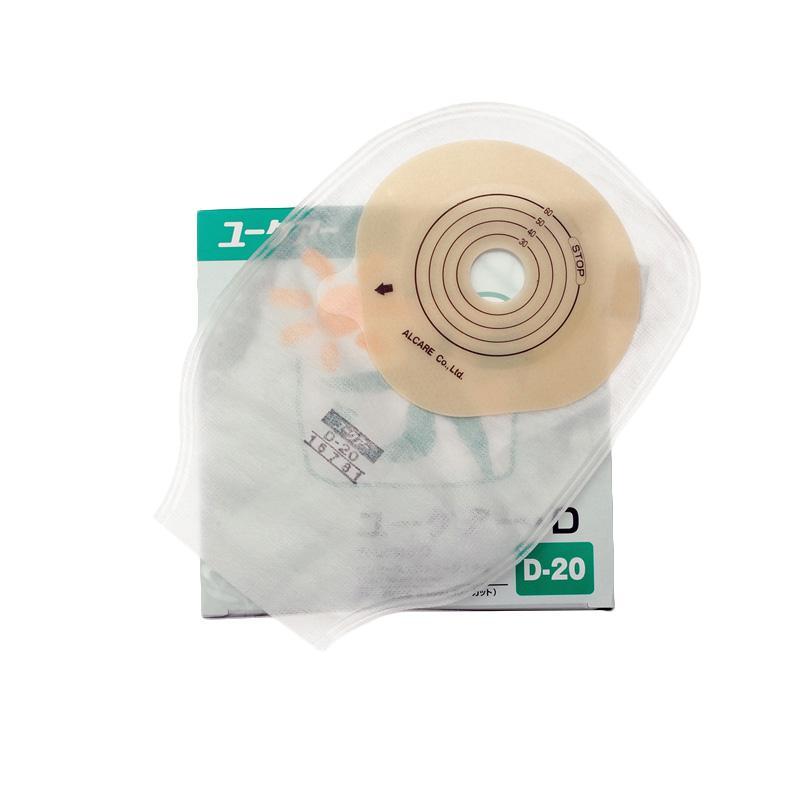 Alcare Colostomy Bag Peralatan Kesehatan [30 Pcs/Box]