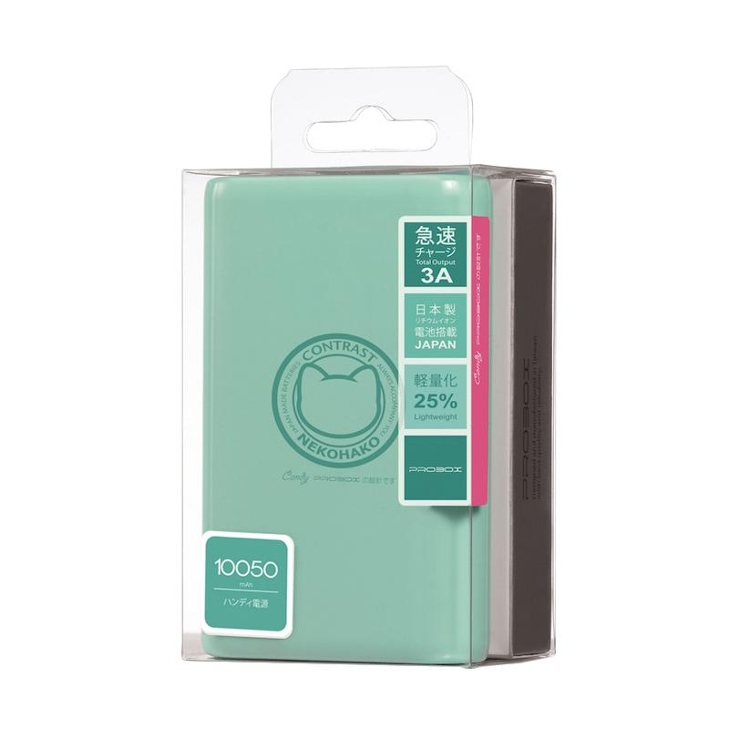 Probox Neko Monogatori Powerbank - Baby Blue [100050 mAh/Output 2.1 A]