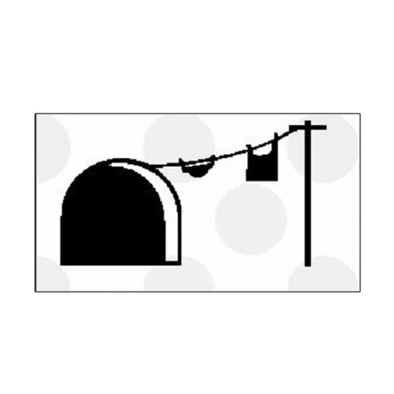 OEM Tikus Home Laundry Decal Closet Hiasan Dinding Laptop Wall Sticker
