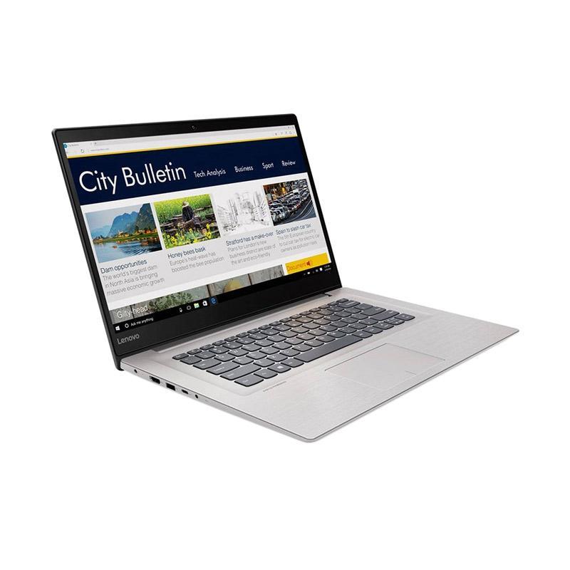 Lenovo IdeaPad 320 14ISK-1BID Notebook - Platinum Gray [Intel Core i3-6006U 2.0GHz/4GB/1TB/Intel HD/14 Inch/DOS]