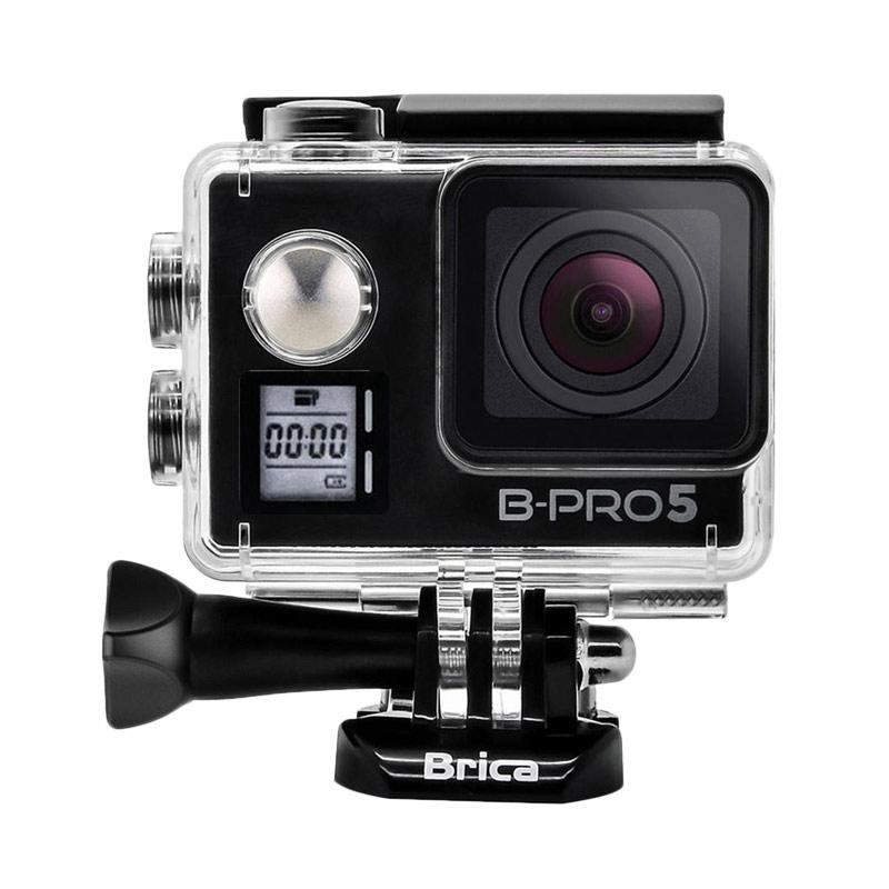 Brica B-Pro 5 AE Mark IIs (AE2s) 4K Combo 3 Way Awesome Action Cam - Hitam
