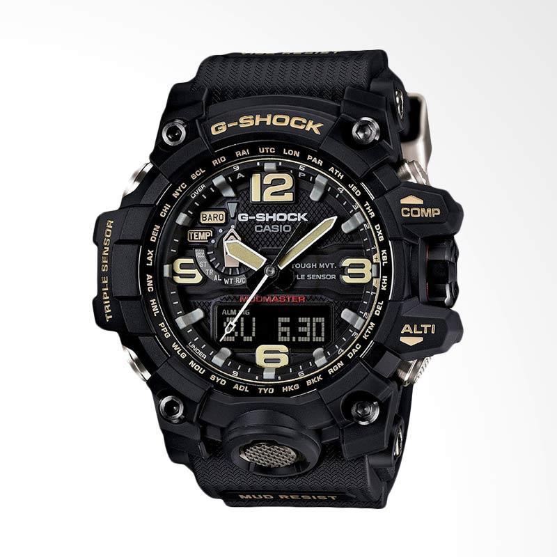 CASIO G-Shock MUDMASTER Jam Tangan Pria - Black GWG-1000-1AJF