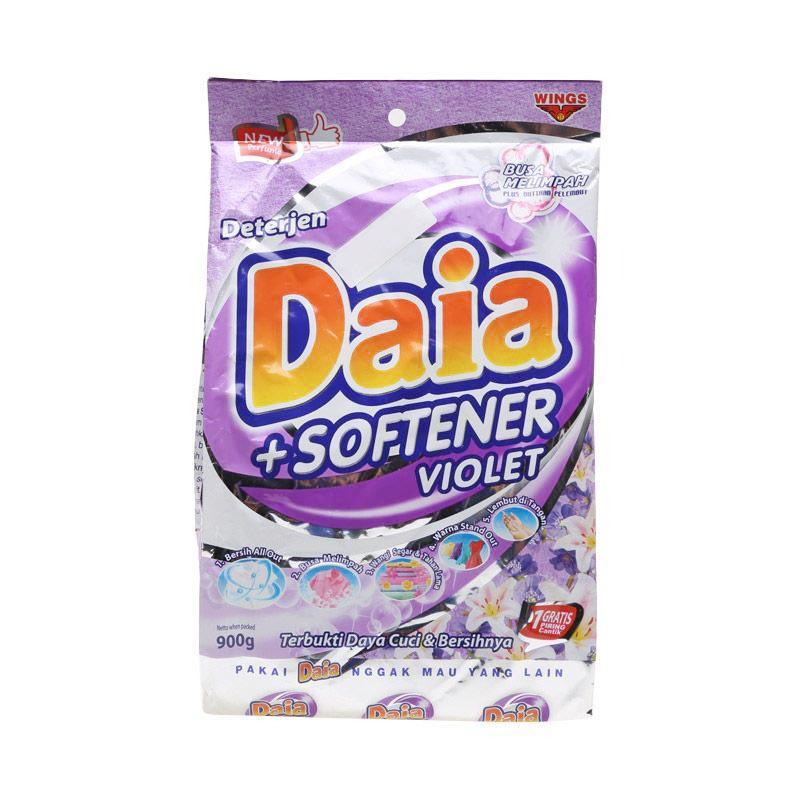 DAIA Softener Violet Detergent [900g]
