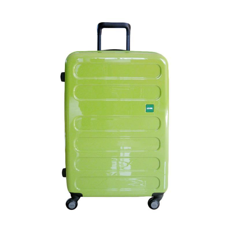 Lojel Nova Hardcase Koper - Green [Large/ 31 Inch]