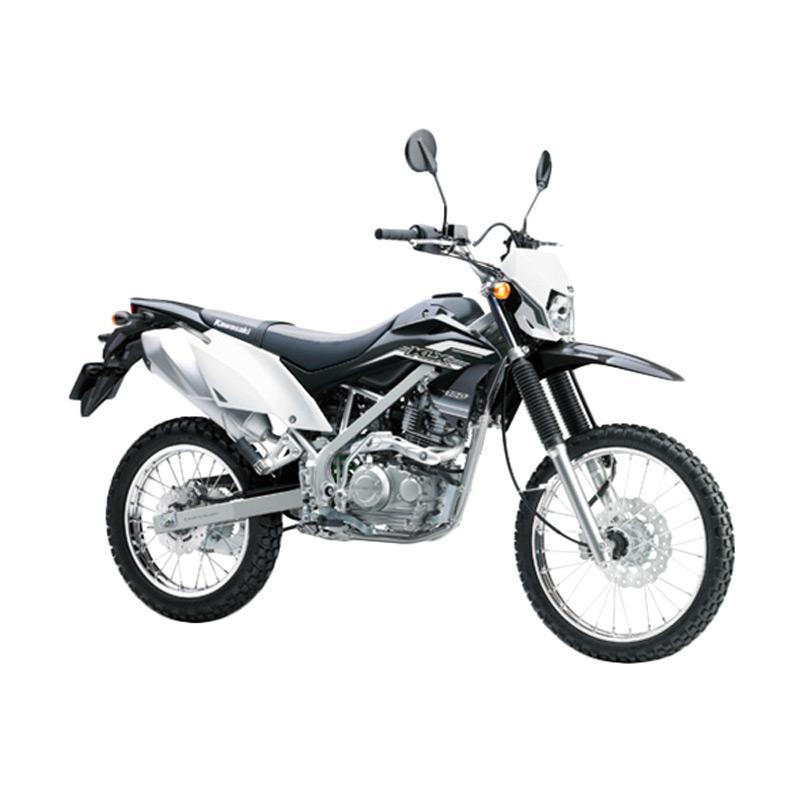 harga Kawasaki New KLX 150 Sepeda Motor - Black Blibli.com