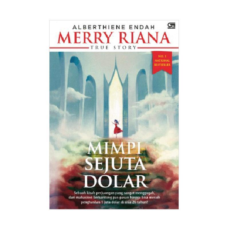 Merry Riana Mimpi Sejuta Dolar by Alberthiene Endah Buku Biografi