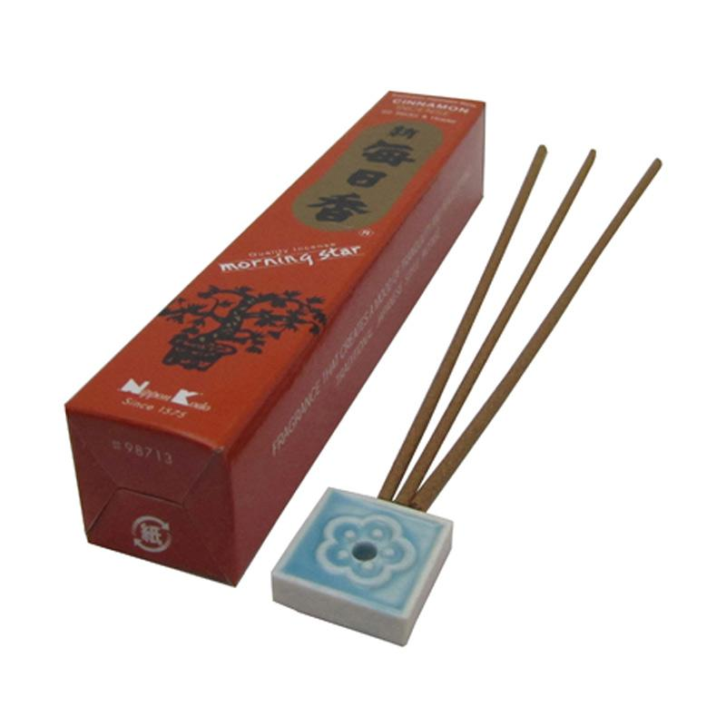 Nippon Kodo Morning Star Cinnamon Dupa [50 Stick]