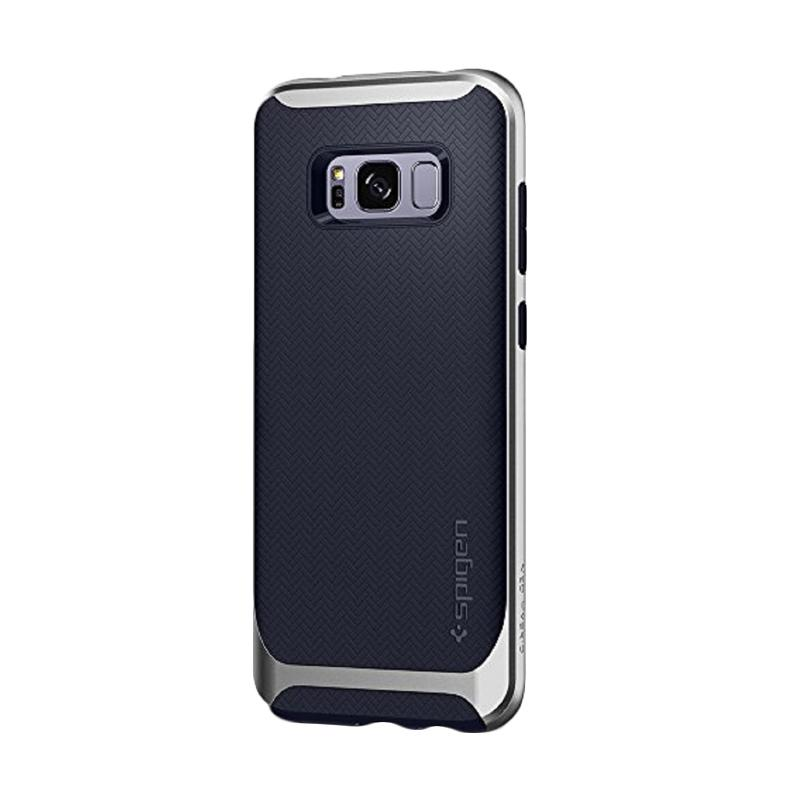Spigen Neo Hybrid Crystal Casing for Samsung Galaxy S8 2017 - Arctic Silver