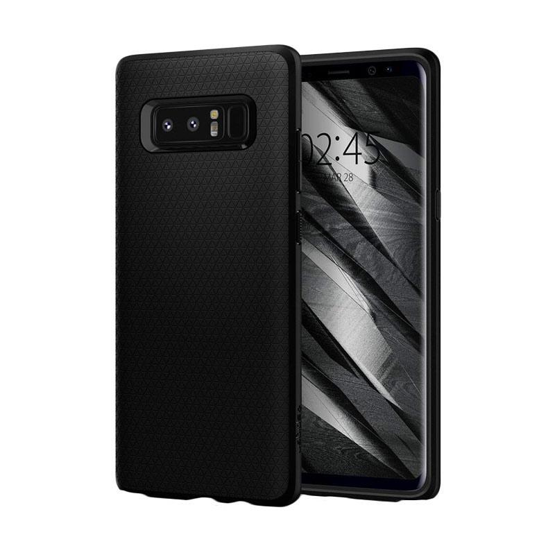 Spigen Original Liquid Air Armor Casing for Samsung Galaxy Note 8 - Black