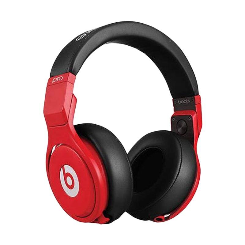 Beats Pro Lil Wayne Over Ear Headphones - Red