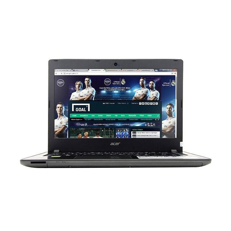 Acer E5 475G-341S Laptop - Gray [Core i3-6006/2GB DDR4/Nvidia 940MX 2GB/14 Inch]