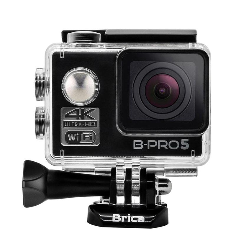 Brica B-PRO 5 Alpha Edition 2 AE2 Combo Awesome C Action Camera - Hitam