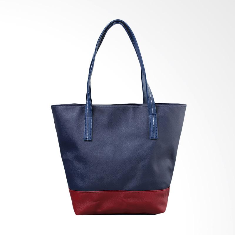 A2 Bag A2.006 Tas Wanita - Navy Red