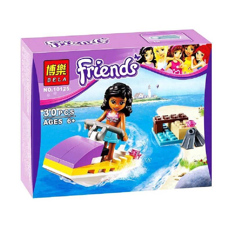 Bela 10125 Girls Mainan Mini Blocks