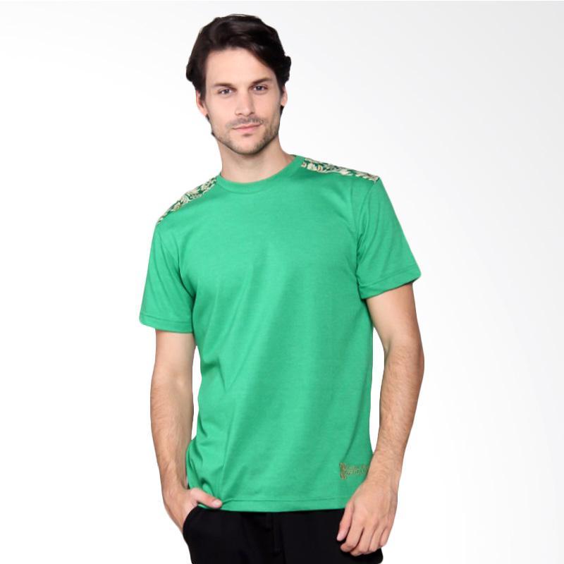 Batik Heritage Serangkai T-Shirt - Green