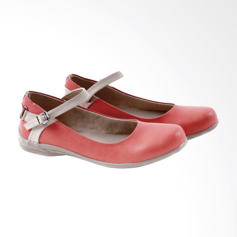 Garucci GWJ 6040 Ballerina Shoes Sepatu Wanita