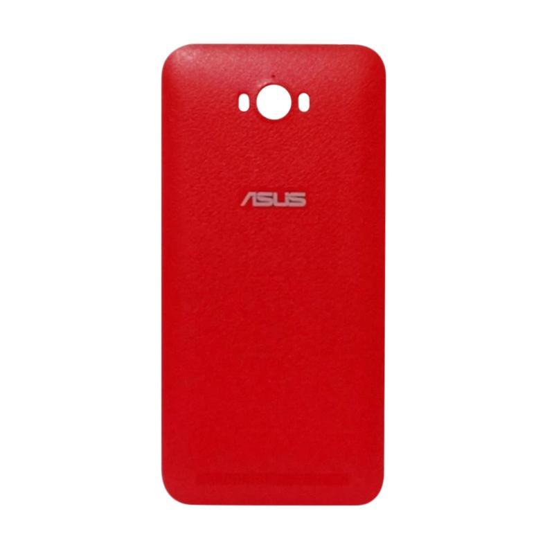 Asus Back Door Casing for Zenfone Max 5.5 Inch ZC550KL - Red