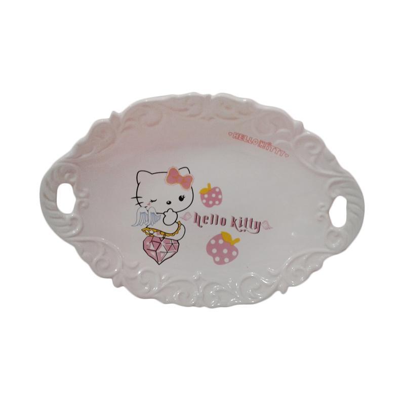 Hello Kitty Angle HK-002 Piring Pesta - Multicolor