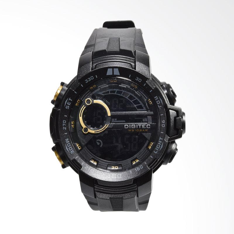 Digitec Jam Tangan Pria - Hitam DG3053-D