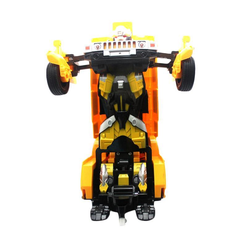 harga TLP RC Transformer Autobot Hummer Yello Neo Mainan Remote Control Blibli.com