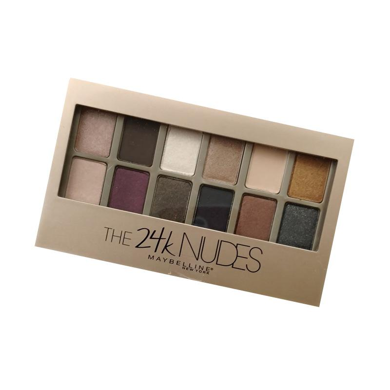 Maybelline The 24k Nude Eyeshadow Palette