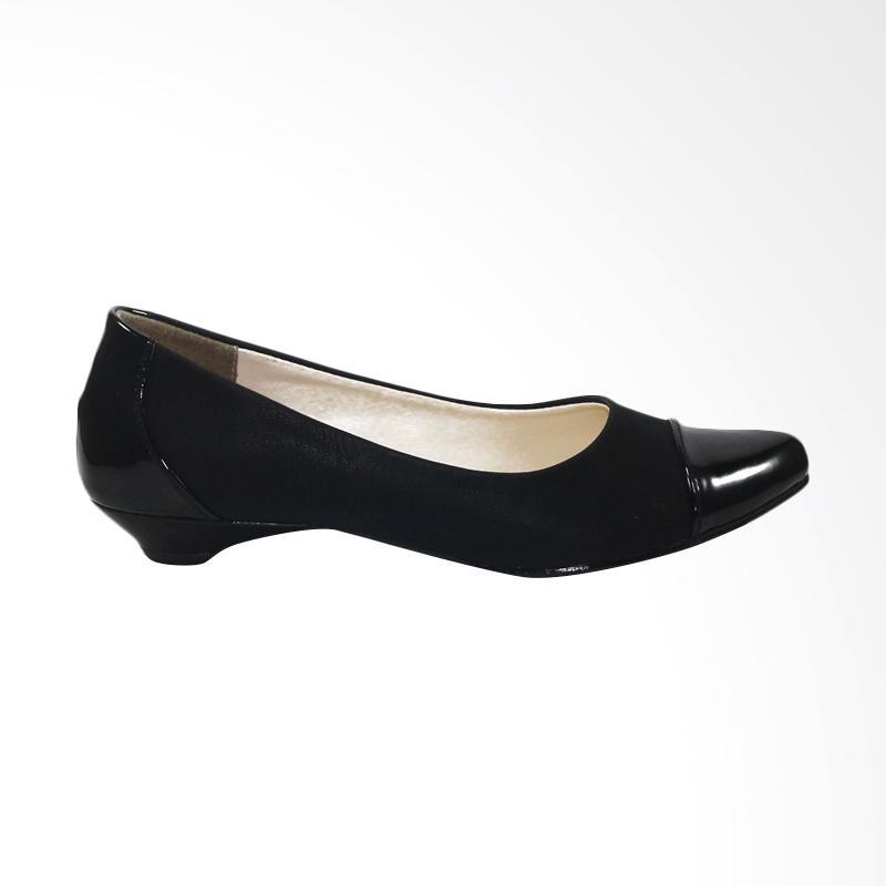 ELV EL 003 Sepatu Ballerina Heels Formal Wanita