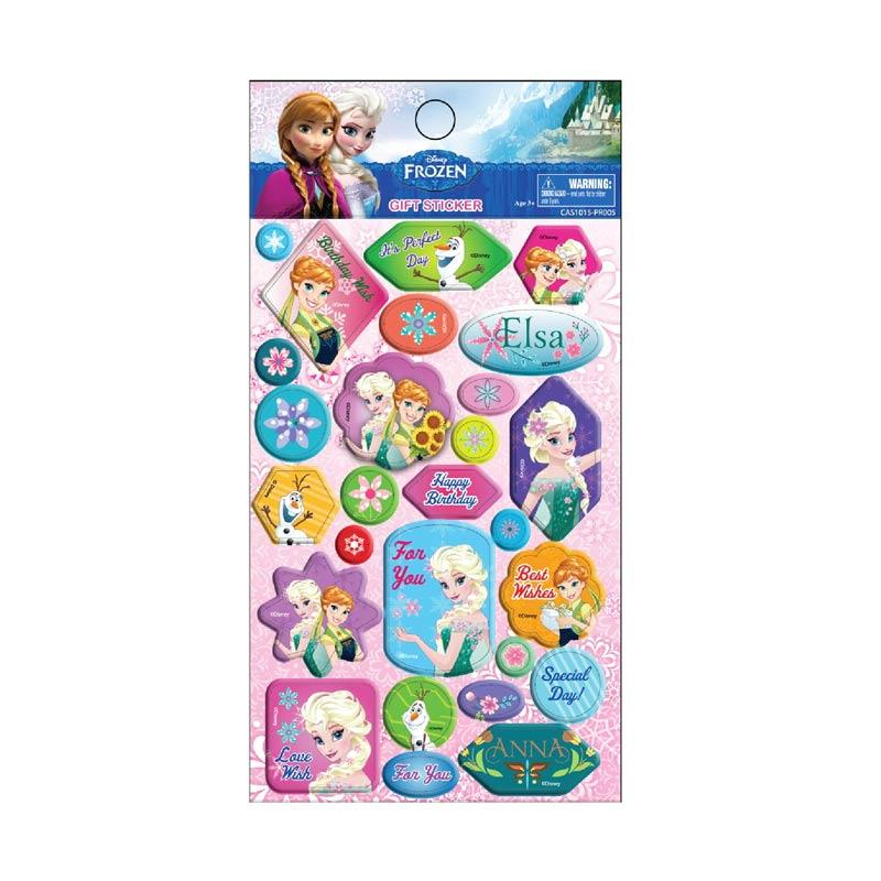 Something Sweet Frozen It's a Perfect Day CAS1015-PR005 Casting Sticker