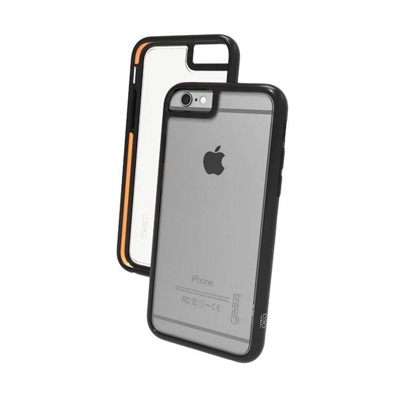harga Gear4 IceBox Edge Plus Casing for iPhone 6 or iPhone 6S - Black Blibli.com