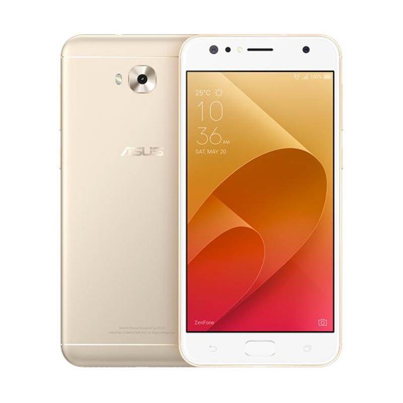 Asus Zenfone 4 Selfie ZD553KL Smartphone - Gold [64GB/4GB]