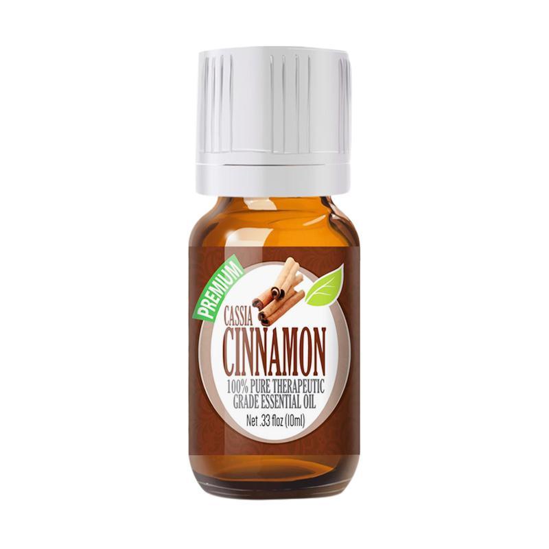 Healing Solutions Cassia Cinnamon Essential Oil [10 mL]