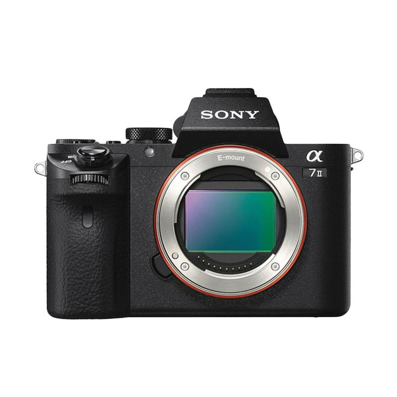 Sony Alpha A7II with SEL85F18 + HVL-F60M (SPECIAL PACKAGE) Kamera Mirrorless