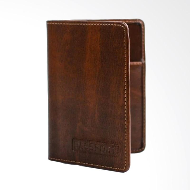 harga Garuda Shop Passport All Case Cover Passport - Coklat 003 Blibli.com