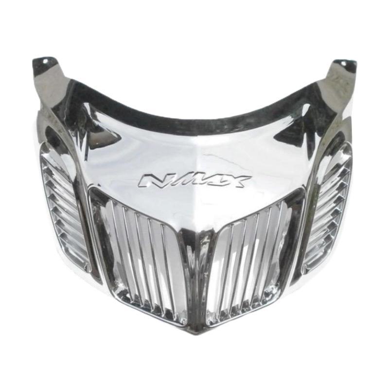 Raja Motor Ring Lampu Stop for Yamaha NMax - Chrome [RLS3002-Chrome]