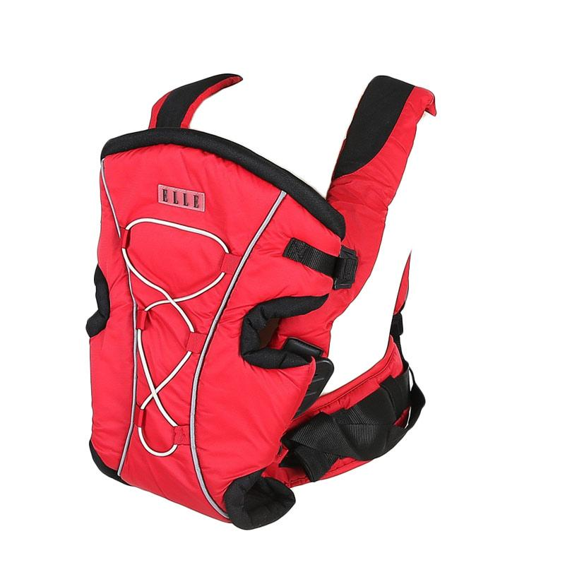 Elle Baby Carrier 3 in 1 - Red [3-18 Months]