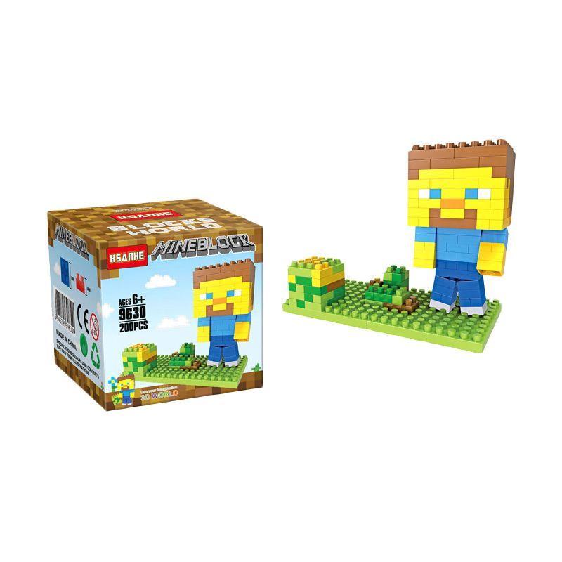 Hsanhe 9630 Mainan Blok & Puzzle