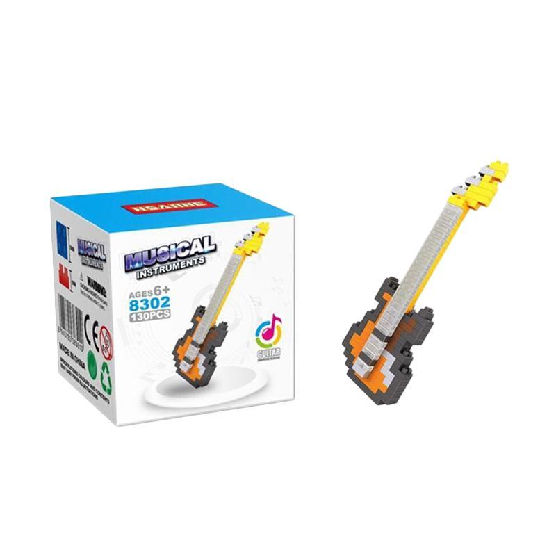 HSANHE Guitar 8302 Mini Blocks