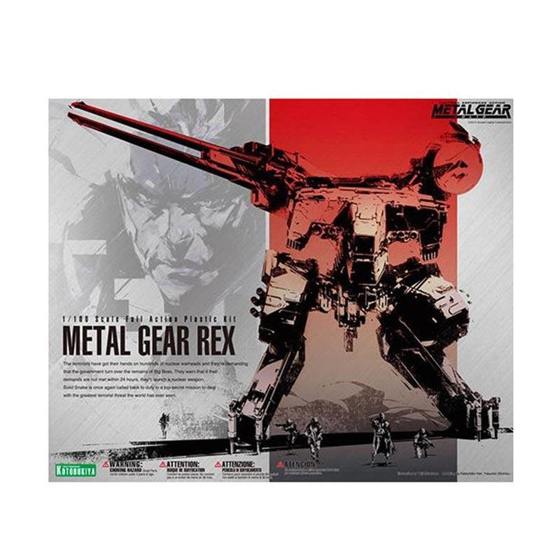 Kotobukiya Metal Gear Rex Model Kit [1:100]