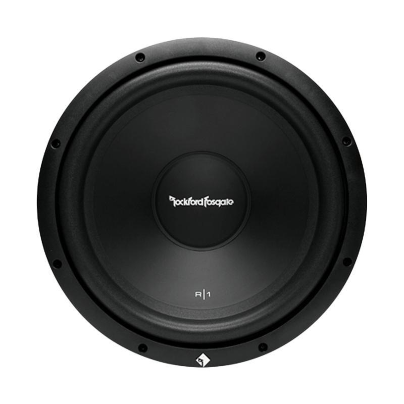 Rockford Fosgate R1 S4-12 Subwoofer Speaker Mobil [12 Inch]
