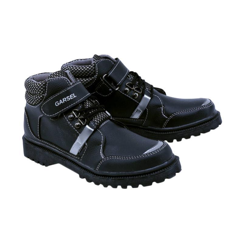 Garsel GW 9537 Sneakers Shoes Sepatu Anak Laki - Laki