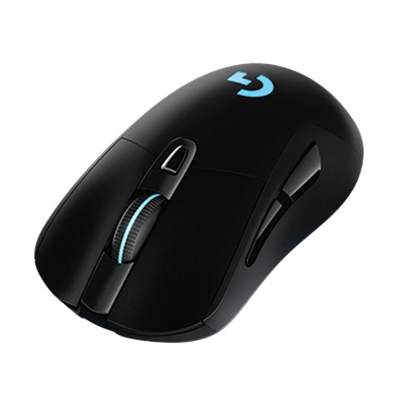Logitech G703 Lightspeed Wireless Gaming Mouse - Hitam