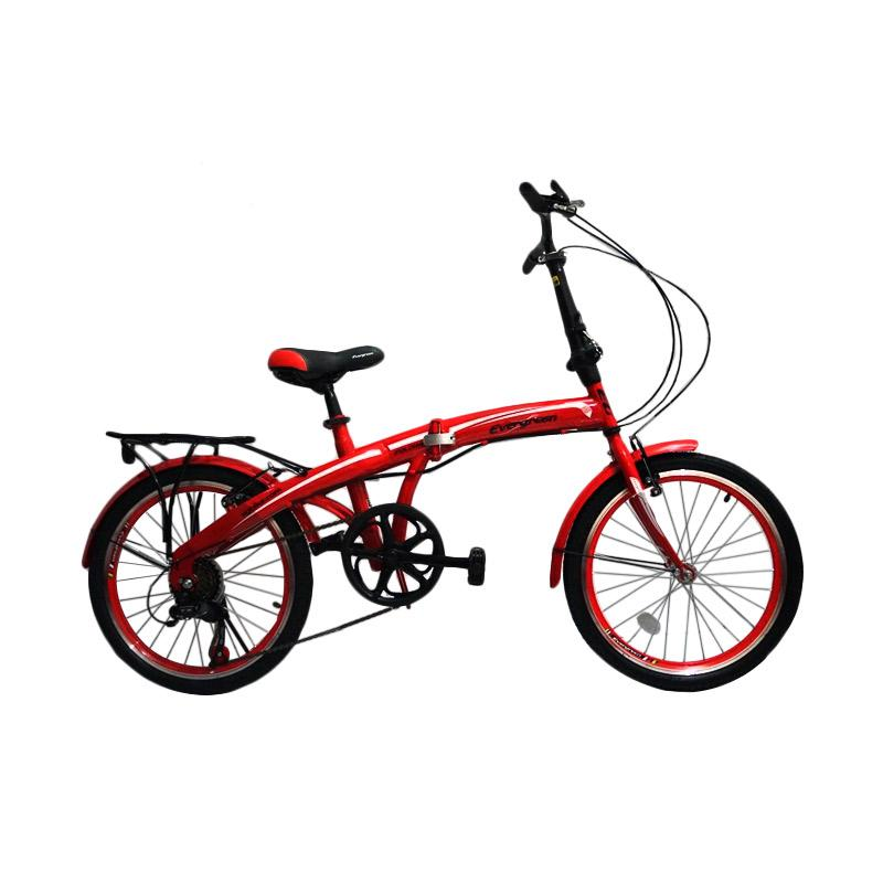Evergreen Folding Bike