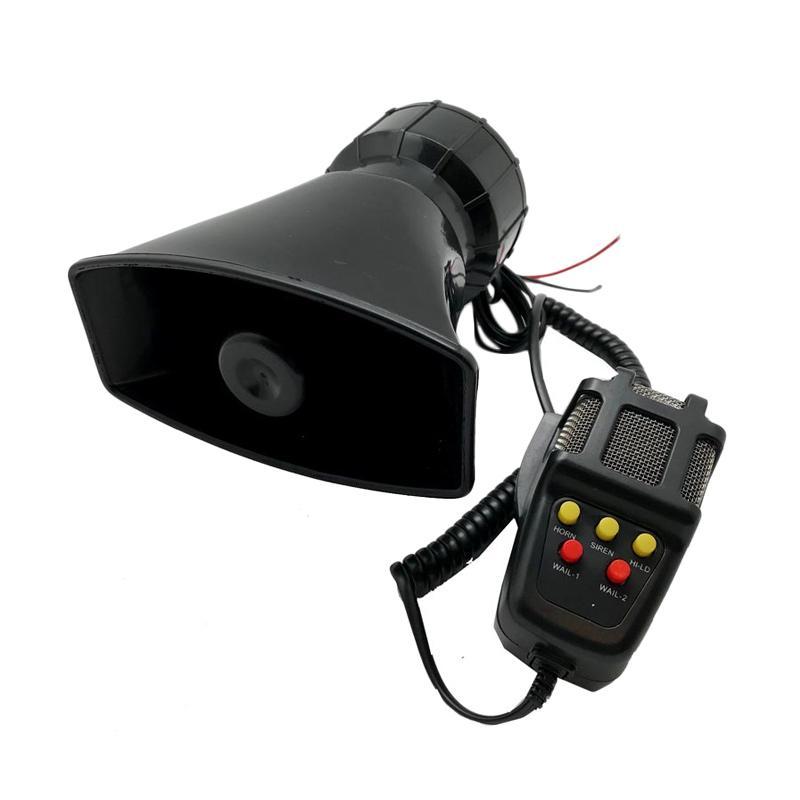 harga R4 5 Mode Suara Sirine Patwal Polisi Klakson [100 W] Blibli.com