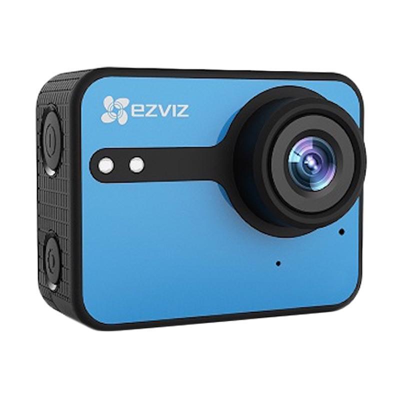 Ezviz S1C Sport Action Camera - Blue